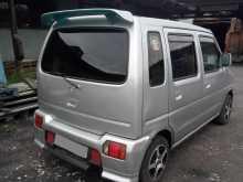Промышленная Wagon R Wide 1998