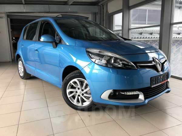 Renault Scenic, 2012 год, 699 000 руб.