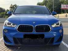 Сочи BMW X2 2018