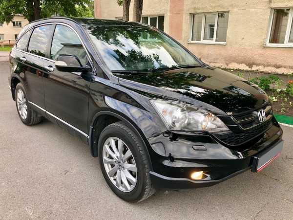 Honda CR-V, 2012 год, 1 050 000 руб.