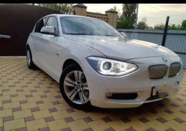 BMW 1-Series, 2012 год, 890 000 руб.