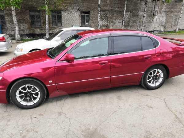 Toyota Aristo, 1999 год, 320 000 руб.