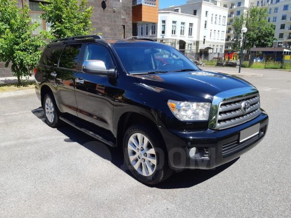 Toyota Sequoia, 2011 год, 1 799 999 руб.