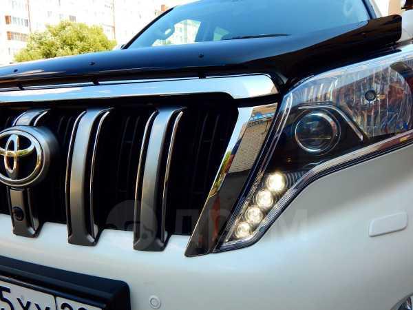 Toyota Land Cruiser Prado, 2013 год, 2 187 000 руб.