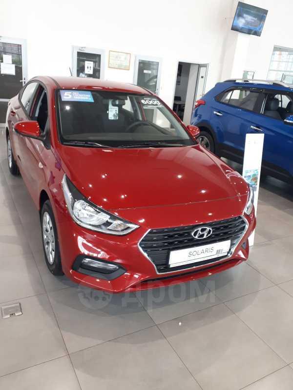 Hyundai Solaris, 2019 год, 934 459 руб.