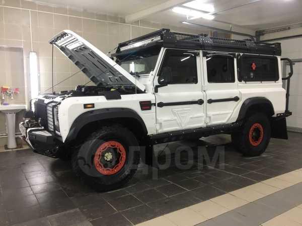 Land Rover Defender, 2008 год, 1 450 000 руб.