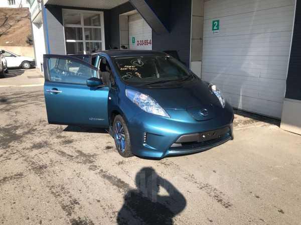 Nissan Leaf, 2017 год, 999 000 руб.