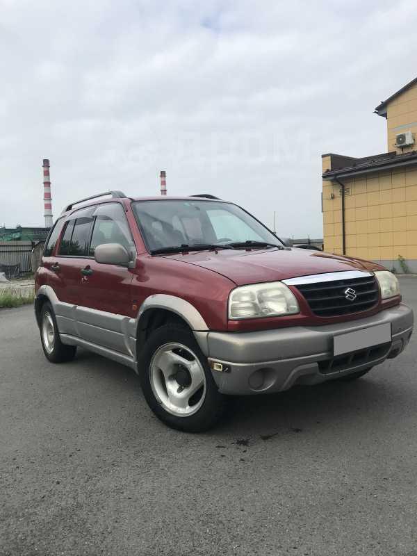 Suzuki Grand Vitara, 2002 год, 375 000 руб.