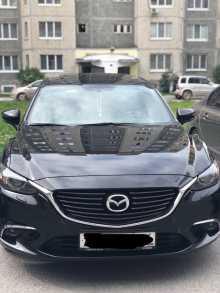Урай Mazda6 2017