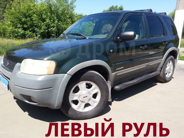 Ford Escape, 2002 год, 350 000 руб.
