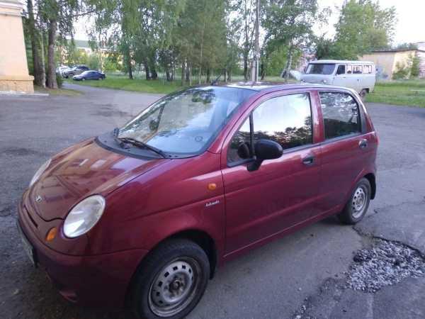 Daewoo Matiz, 2007 год, 130 000 руб.