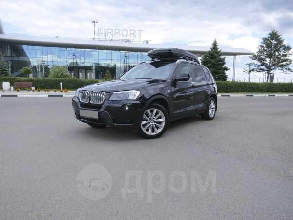 BMW X3, 2014 год, 1 590 000 руб.