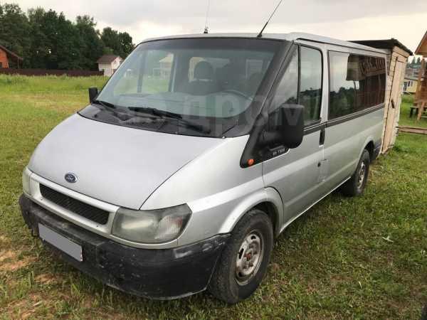 Ford Tourneo Custom, 2002 год, 350 000 руб.