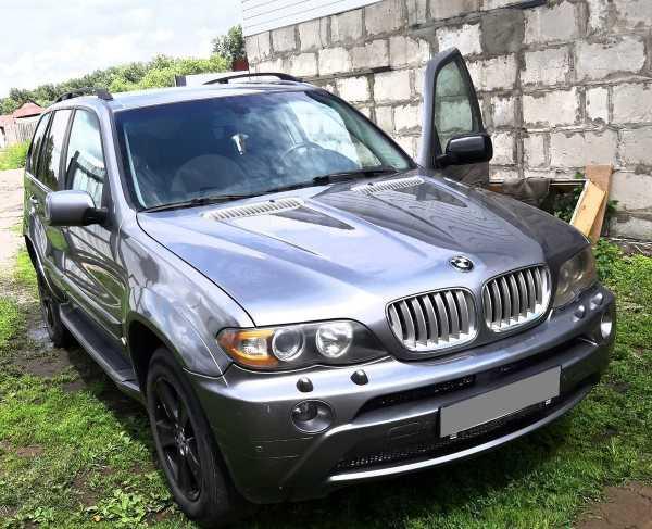 BMW X5, 2004 год, 599 000 руб.