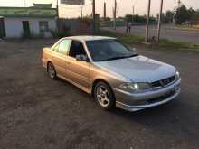 Красноярск Toyota Carina 1997