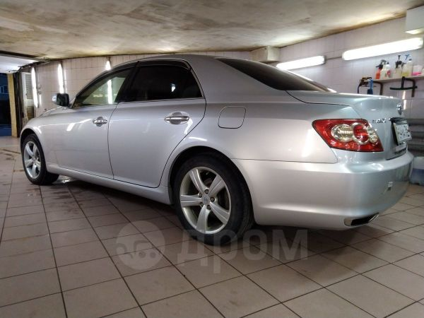 Toyota Mark X, 2008 год, 650 000 руб.