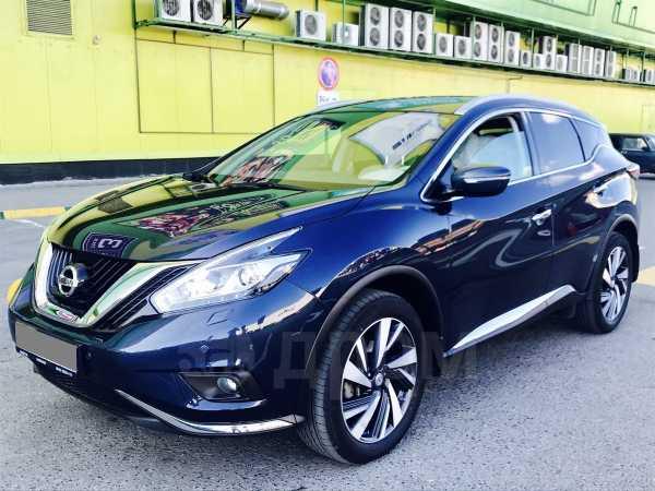 Nissan Murano, 2017 год, 1 990 000 руб.