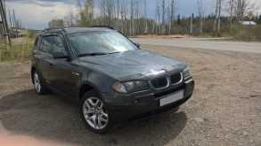 Лесосибирск BMW X3 2004