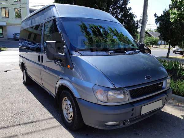 Ford Tourneo Custom, 2002 год, 395 000 руб.