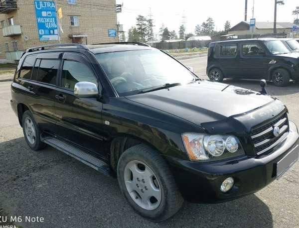 Toyota Kluger V, 2000 год, 450 000 руб.
