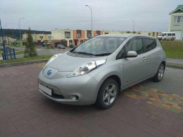Nissan Leaf, 2013 год, 545 000 руб.