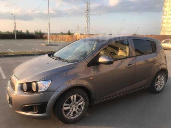 Chevrolet Aveo, 2012 год, 444 000 руб.