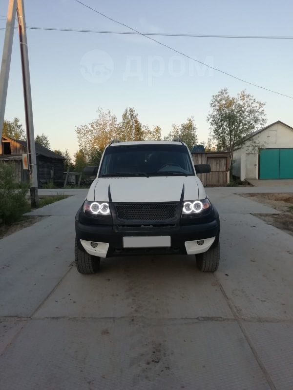 УАЗ Патриот, 2011 год, 269 999 руб.