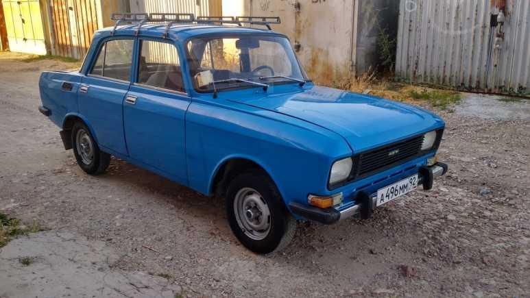 Москвич 2140, 1988 год, 30 000 руб.