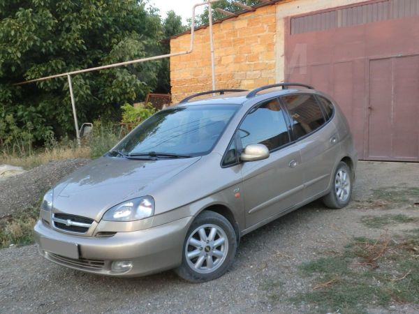 Chevrolet Tacuma, 2004 год, 310 000 руб.