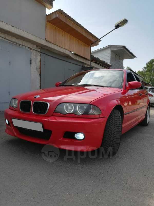 BMW 3-Series, 2001 год, 365 000 руб.