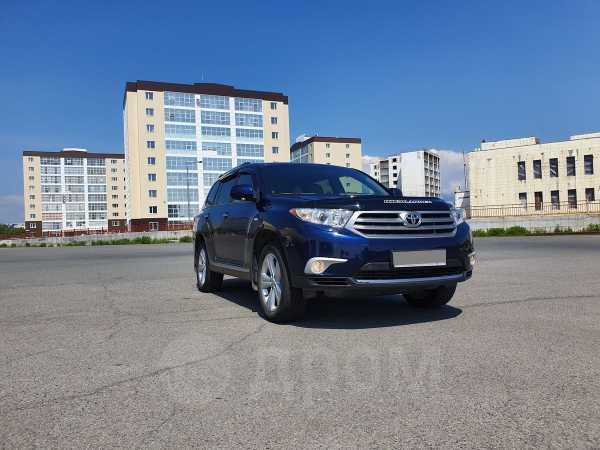 Toyota Highlander, 2013 год, 1 680 000 руб.