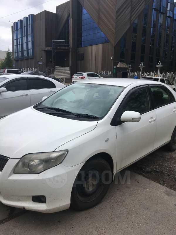 Toyota Corolla Axio, 2008 год, 370 000 руб.