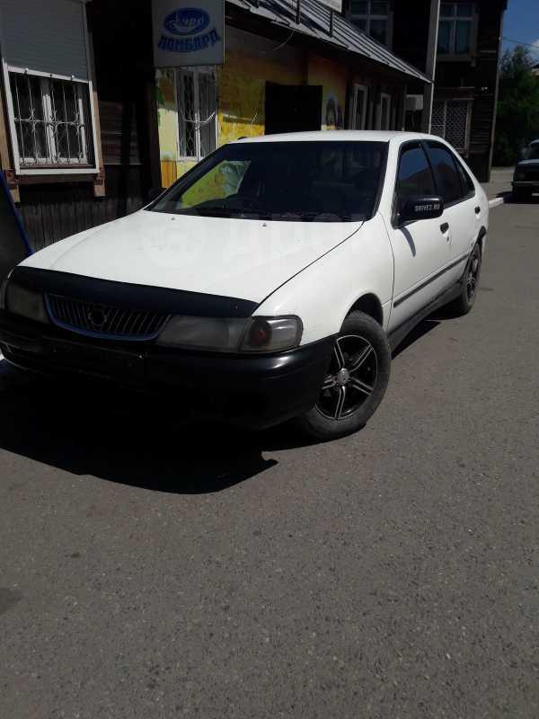 Nissan Sunny, 1995 год, 85 000 руб.