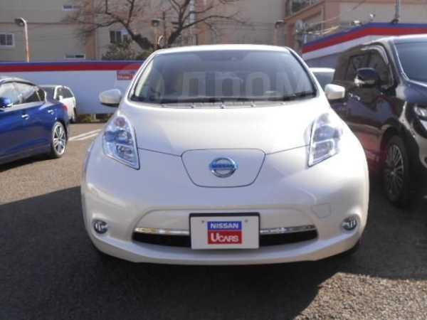 Nissan Leaf, 2016 год, 510 000 руб.