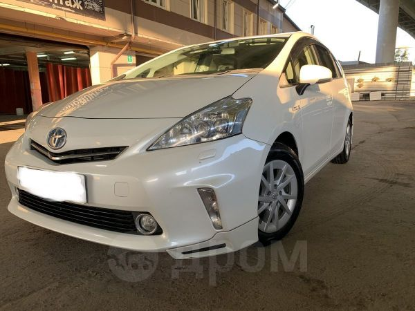 Toyota Prius a, 2012 год, 887 000 руб.