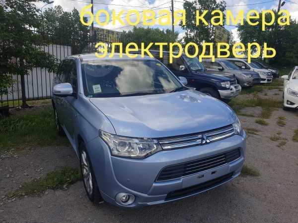 Mitsubishi Outlander, 2014 год, 1 240 000 руб.