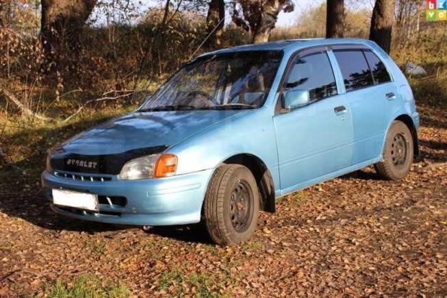 Toyota Starlet, 1999 год, 140 000 руб.