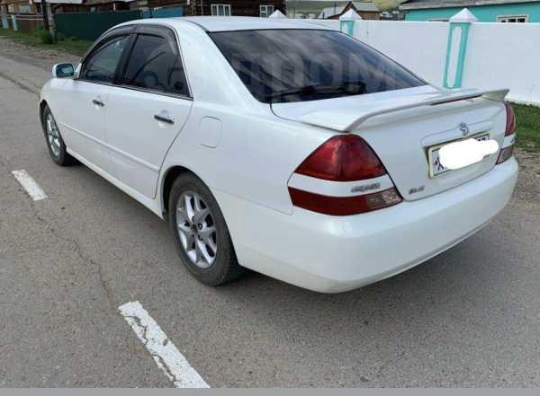 Toyota Mark II, 2002 год, 155 000 руб.