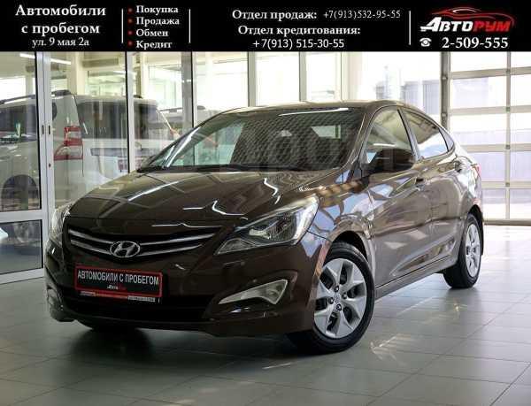 Hyundai Solaris, 2014 год, 617 000 руб.