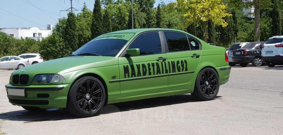 BMW 3-Series, 1999 год, 474 000 руб.
