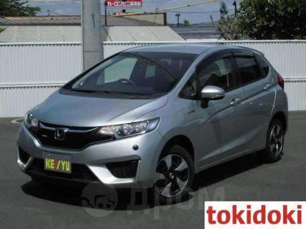 Honda Fit, 2016 год, 770 000 руб.