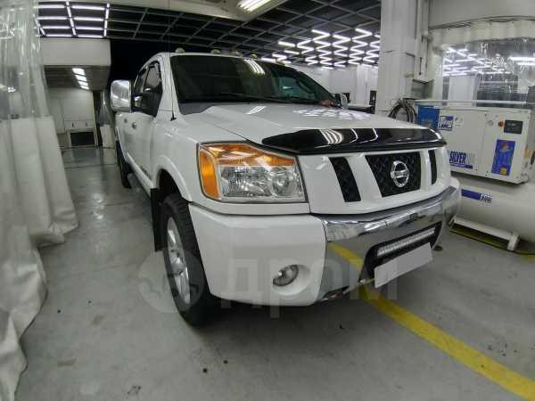 Nissan Titan, 2007 год, 1 350 000 руб.