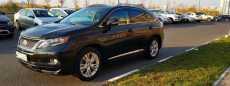 Lexus RX450h, 2011 год, 1 568 000 руб.
