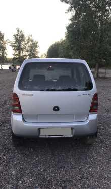 Красноярск Wagon R Solio 2001