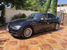 Севастополь BMW 3-Series 2012