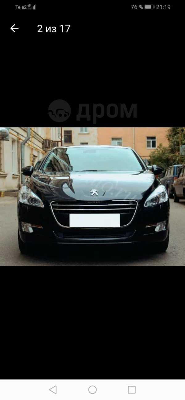 Peugeot 508, 2012 год, 820 000 руб.