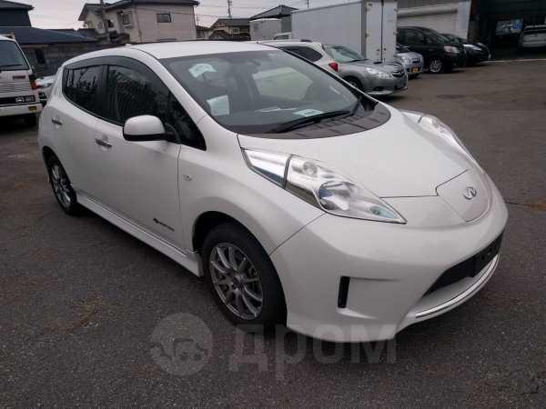 Nissan Leaf, 2013 год, 660 000 руб.