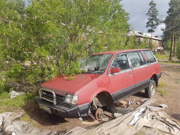 Mitsubishi Chariot, 1984 год, 8 000 руб.