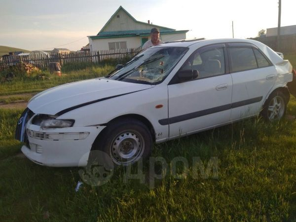 Mazda Capella, 2000 год, 55 000 руб.