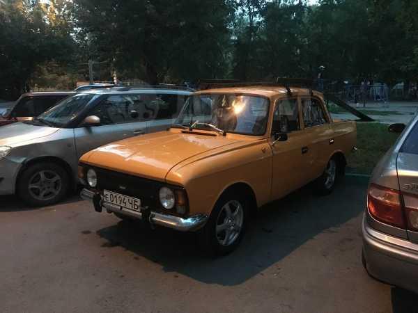 Москвич 412, 1985 год, 75 000 руб.